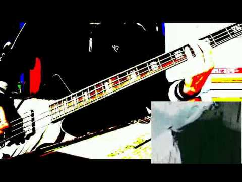 She Said bass cover (Collective Soul)