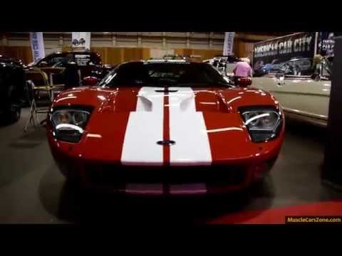 Ford GT - Paris Motor Show 2014