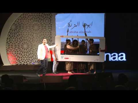 How we thought laugh is important | Abdulrahman AlJameli | TEDxSanaa