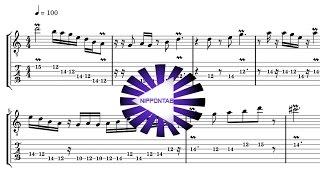 [FULL BAND TAB] Children of Despair - SADIE サディ by NipponTAB 譜