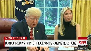 Ivanka Trump to attend closing ceremony