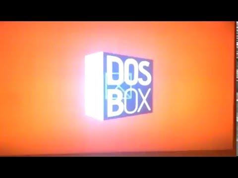 Dosbox UWP port running on Xbox One.