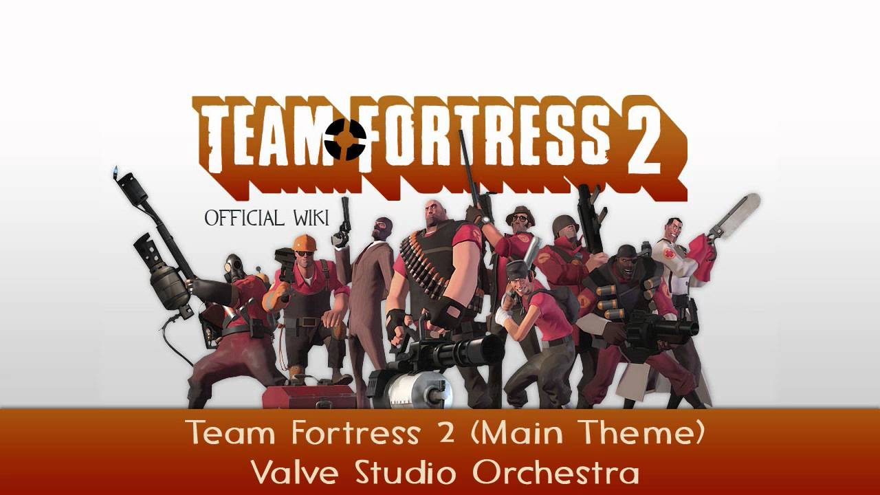 7bf22249334 Team Fortress 2 Soundtrack