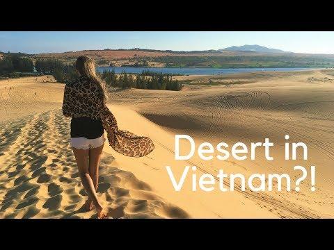 Mui Ne   Beaches and Sand Dunes in Vietnam