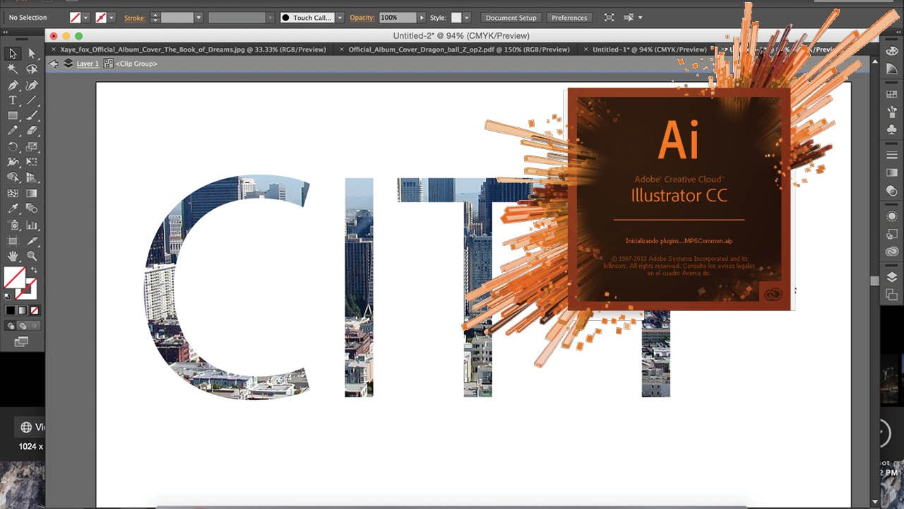 adobe illustrator cc tools pdf