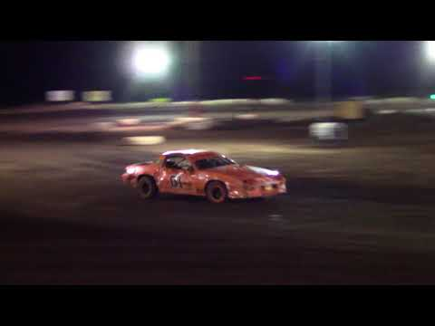 Gary Pescador #01 King of the Dirt 9-1-18 Paradise Speedway Maui