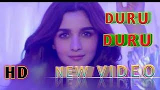 Gambar cover Duru Duru new video song//Alia Bhatt_ prada the prada ..// Duru Duru  song by noob Indian tiger..