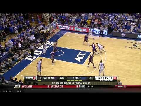 Duke vs. East Carolina 11-19-2013 Mp3