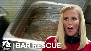 'Most Disgusting Kitchen I've Ever Seen' ft. Jenny McCarthy | Bar Rescue S6 Highlight