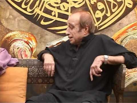 Fauzia Khan Interviews Painter Gulgee's (his last TV Interview)