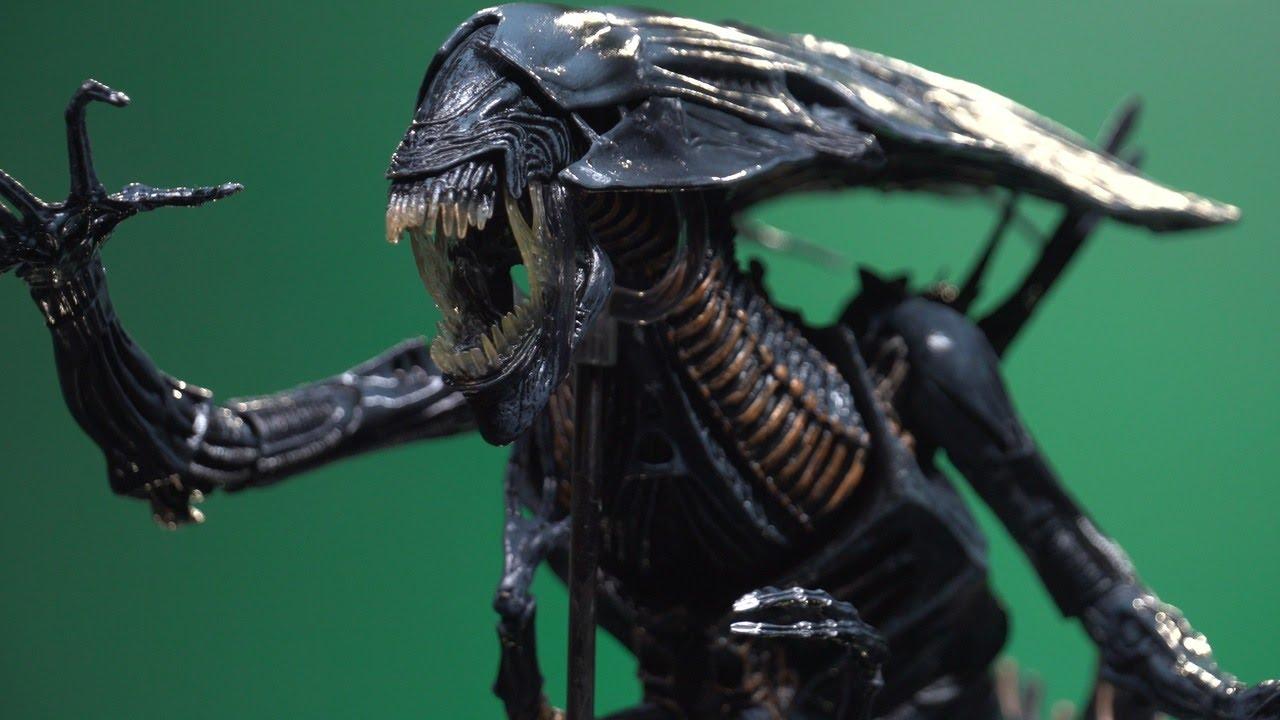 This Xenomorph Queen from Aliens is Beautiful - IGN ... Xenomorph Queen