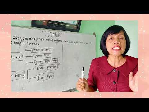 Kimia 3 Isomer Struktur Kls Xi Mia Youtube