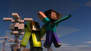 HEROBRİNE'ı ÖLDÜRDÜM ! SİNİR KRİZİ ! (Minecraft : Herobrine'nın Parkuru) - Özel Harita