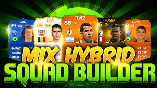 Fifa 15 Expensive OP Hybrid 5 Million Coin Squad Builder Ultimate Team