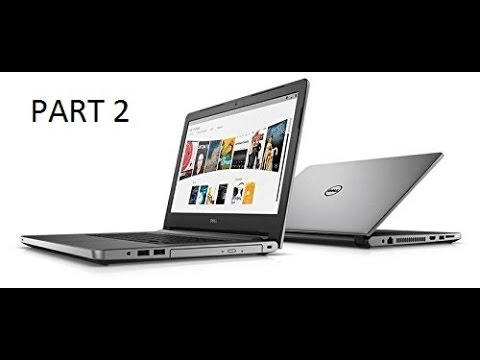 Dell Inspiron 15 i5-5559 Signature Edition Part 2