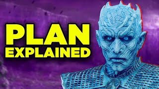 Night King REAL PLAN Explained! Game of Thrones Season 8 Q&A #WesterosWeekly