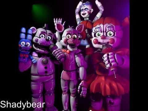 FNAF SISTER LOCATION Song by JT Machinima - Join Us For A Bite [Deeper Voice]
