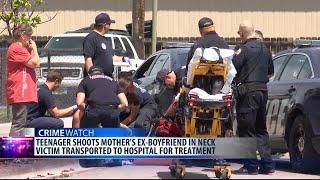 Teen arrested following shooting on Billings South Side