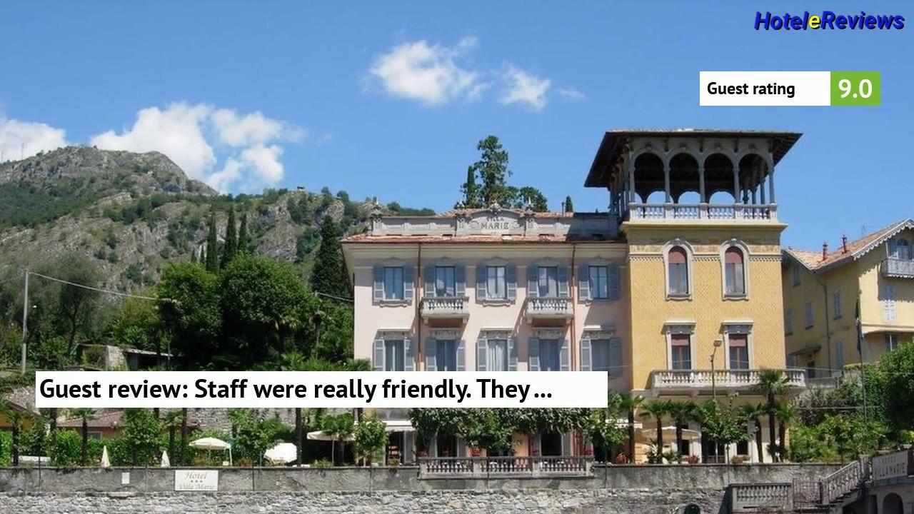 Hotel Villa Marie *** Hotel Review 2017 HD, Tremezzo, Italy - YouTube
