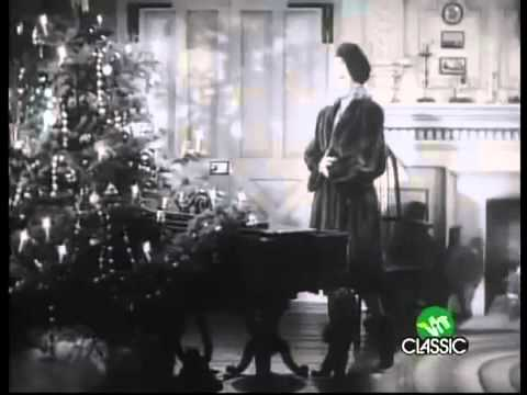 Bing Crosby & Marjorie Reynolds   White Christmas Holiday Inn 1942