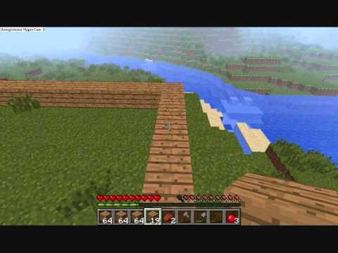 Minecraft episode 2 huis bouwen youtube for Huis maken minecraft
