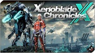 Un planeta por descubrir | Xenoblade Chronicles X (WiiU)