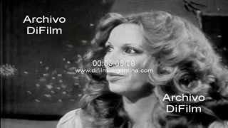 DiFilm - Rudy Chernicof, Susana Rinaldi con Mirtha Legrand 1978