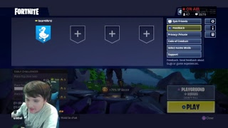 Fortnite Live Stream | V-Buck Giveaway TODAY | Playground 1v1's