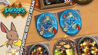 Don't Help Your Opponent Quest | Firebat Hearthstone