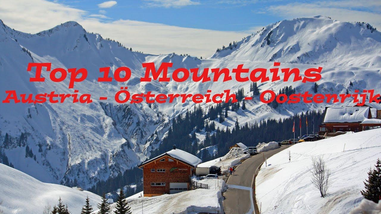 Top 10 österreich