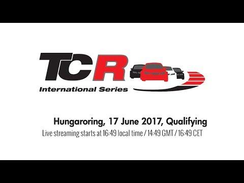 2017 Hungaroring, TCR Qualifying in full