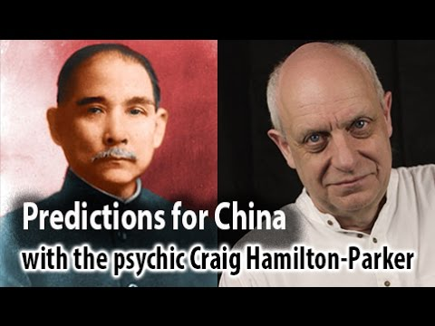 China: Psychic Predictions for China 2017 - The rise of Sun Yat-sen Teachings