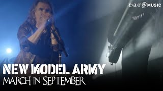 "New Model Army ""March In September"" Official Music Video (HD) from ""Between Dog And Wolf"""