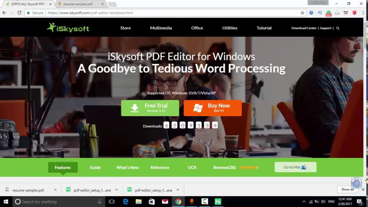 How To Edit Pdf File Using Pdf Editor