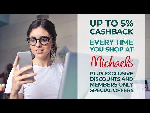 Michaels Stores Coupons Discount Codes & Cashback Deals – Michaels Discount Review Video
