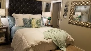 NEW!! Luxurious Master BEDROOM Tour: Budget Friendly