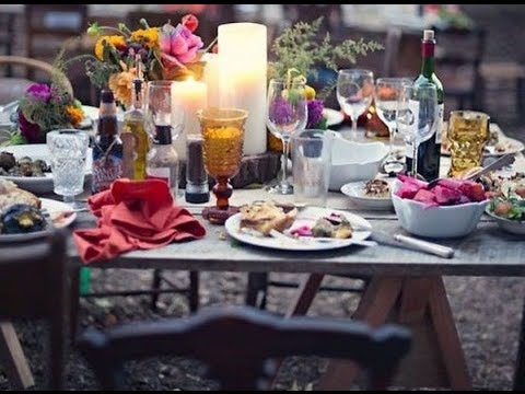 Tablescape Ideas For Your End Of Summer Party Youtube