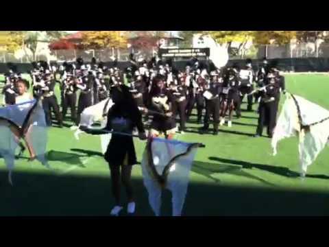 Madison marching band homecoming