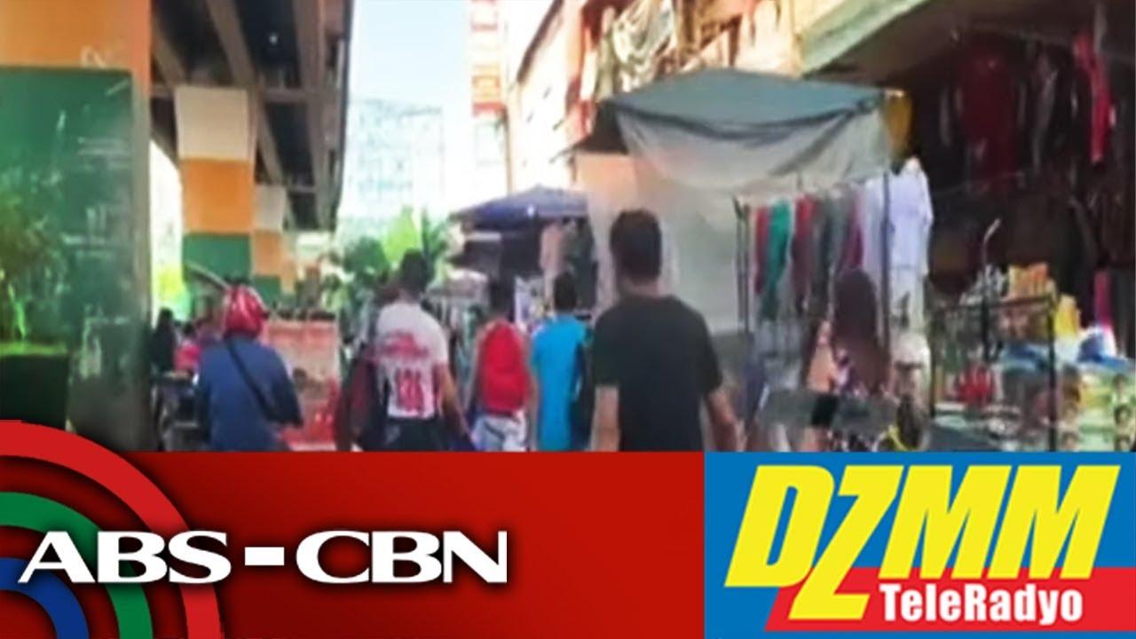 Download Vendors balik sa puwesto ilang oras matapos ang clearing ops sa Baclaran | DZMM
