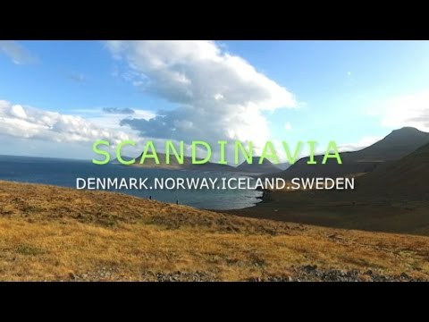 SCANDINAVIA 2 weeks and an Adventure of a Lifetime