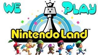 We Play: Nintendo Land (Luigi