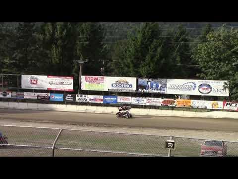 Deming Speedway, WA - Micro 600 Open Qualifying (Carson Borden) - 08-09-2019