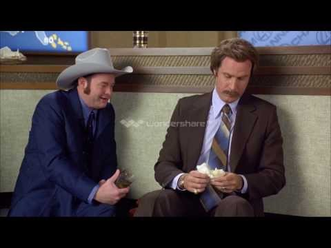 Anchorman: The Legend Of Ron Burgundy Missing Ron