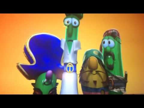 Jonah a veggietales movie song and ending
