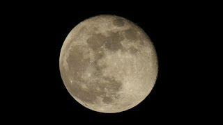 P900 Zoom - Super Blue Moon 2018