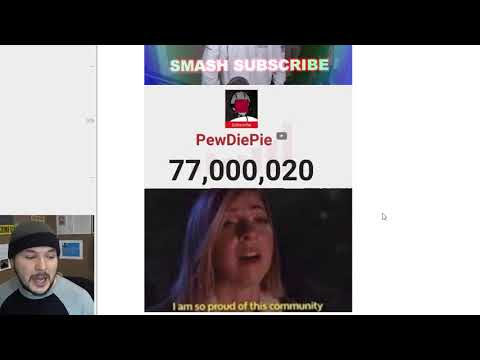 News Site HACKED, Posts Pro Pewdiepie Vs T-Series Message thumbnail