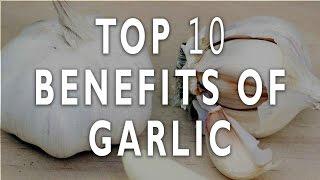 Top 10 Health Benefits of eating garlic | Healthexamined