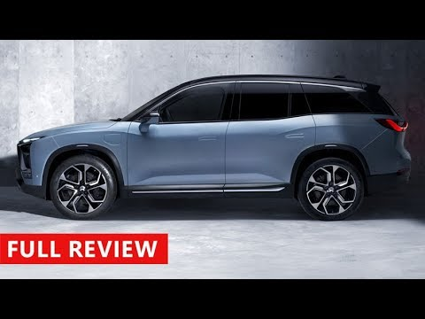 Nio Es8 2018 Review Electric Suv To Beat Tesla Model X