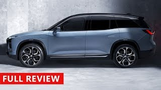 NIO ES8 (2018) Review - Electric SUV To Beat Tesla Model X