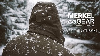 MERKEL GEAR | EXPEDITION WNTR PARKA